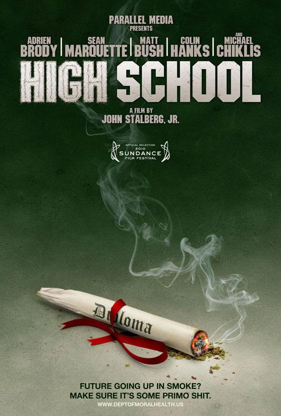 High School Poster #1