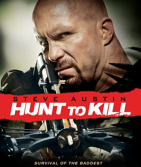 Hunt to Kill Poster #1