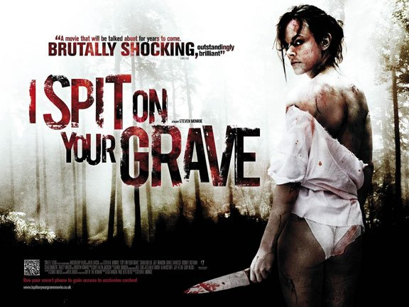 I Spit On Your Grave Poster #3