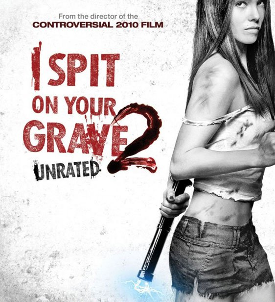 I Spit on Your Grave 2 Poster #1