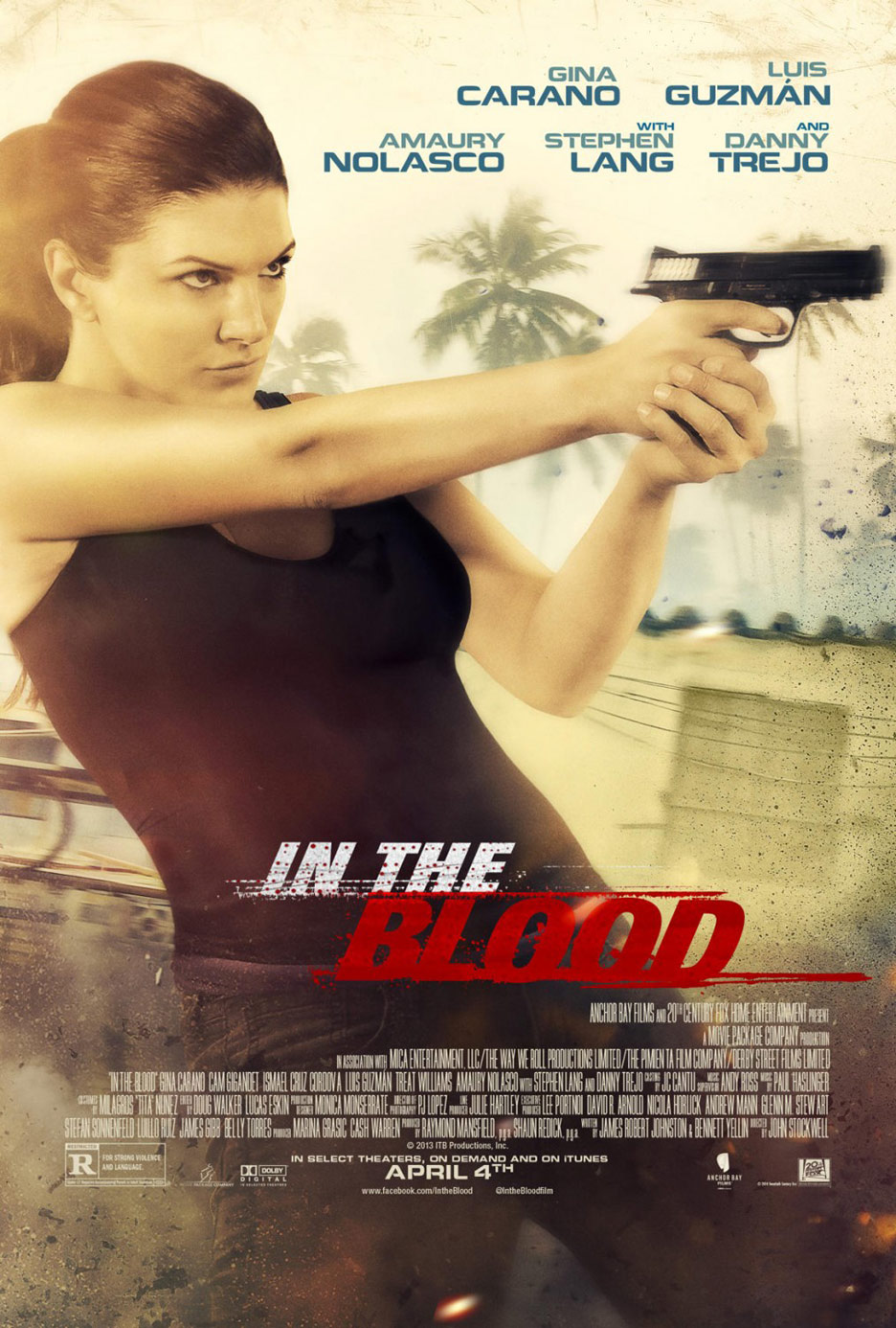 In the Blood Poster #1