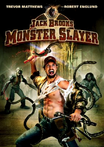 Jack Brooks: Monster Slayer Poster #1