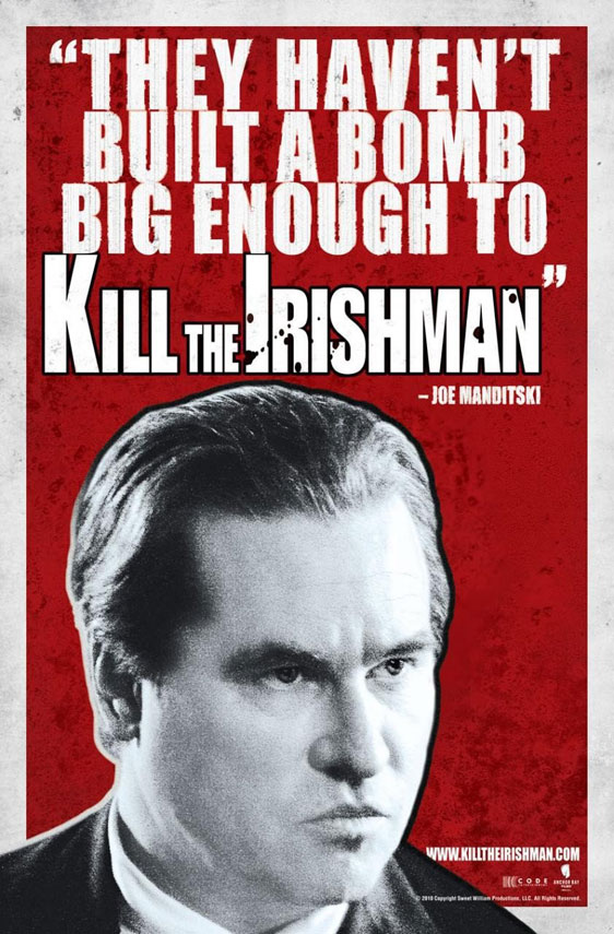 Kill the Irishman Poster #4