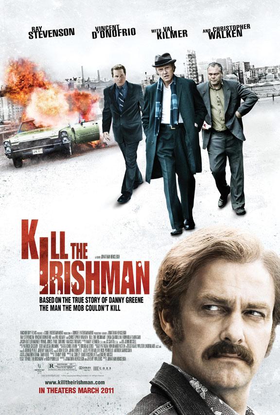 Kill the Irishman Poster #1