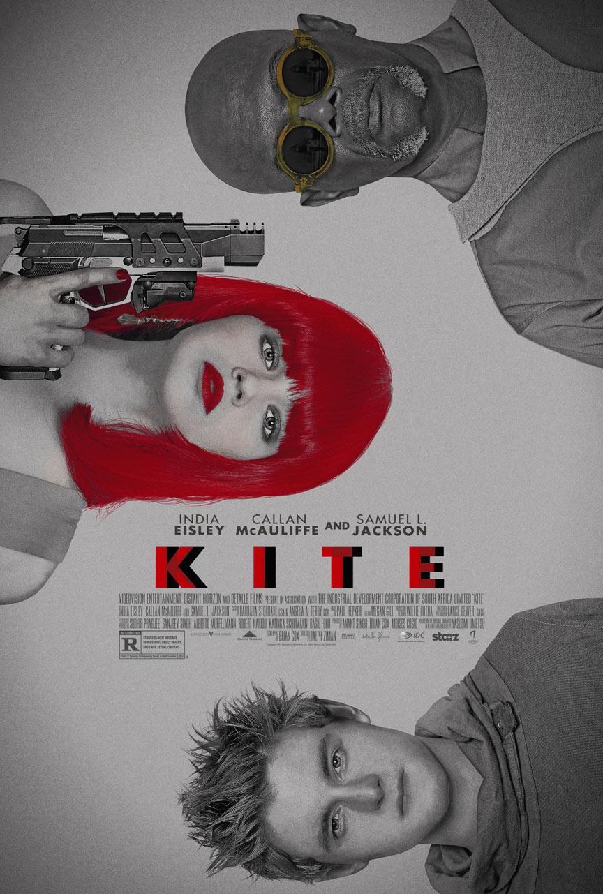 Kite Poster #3