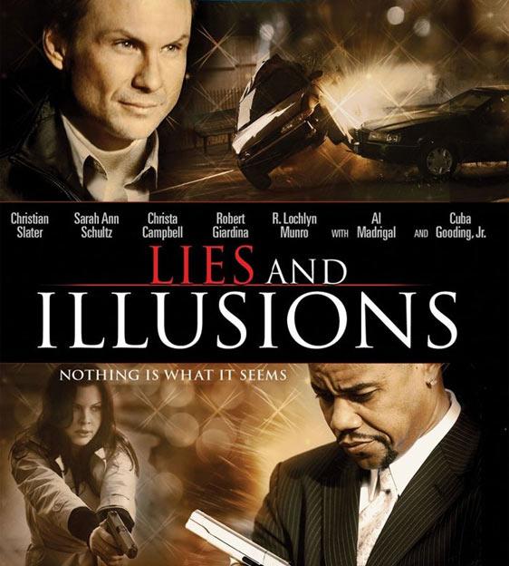 Lies & Illusions Poster #1
