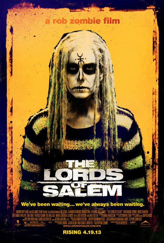 The Lords of Salem Poster #1