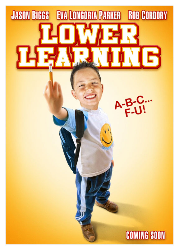Lower Learning Poster #3