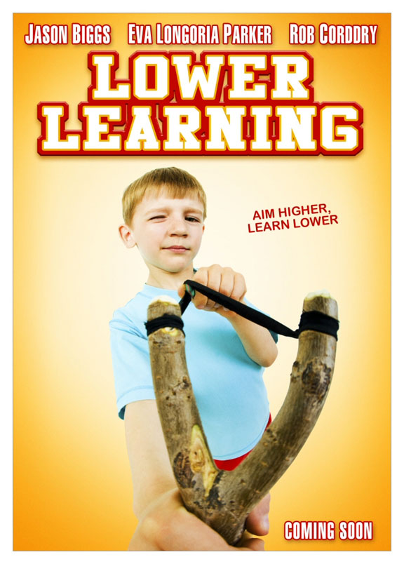 Lower Learning Poster #5