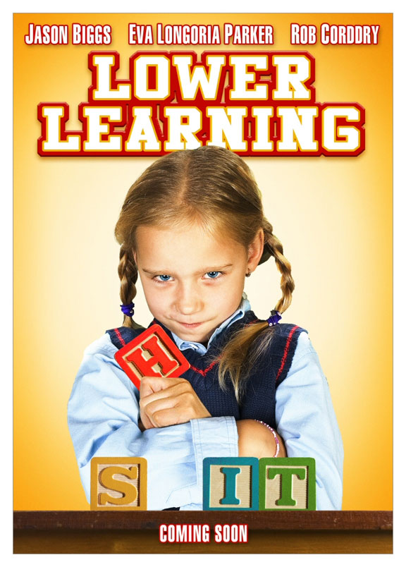 Lower Learning Poster #6