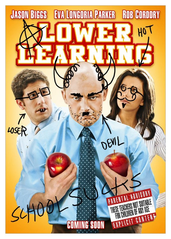 Lower Learning Poster #7