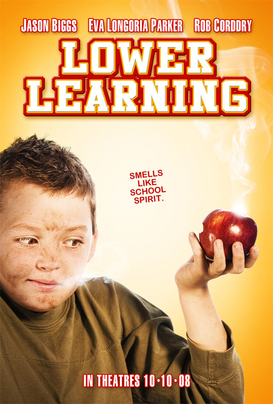 Lower Learning Poster #1
