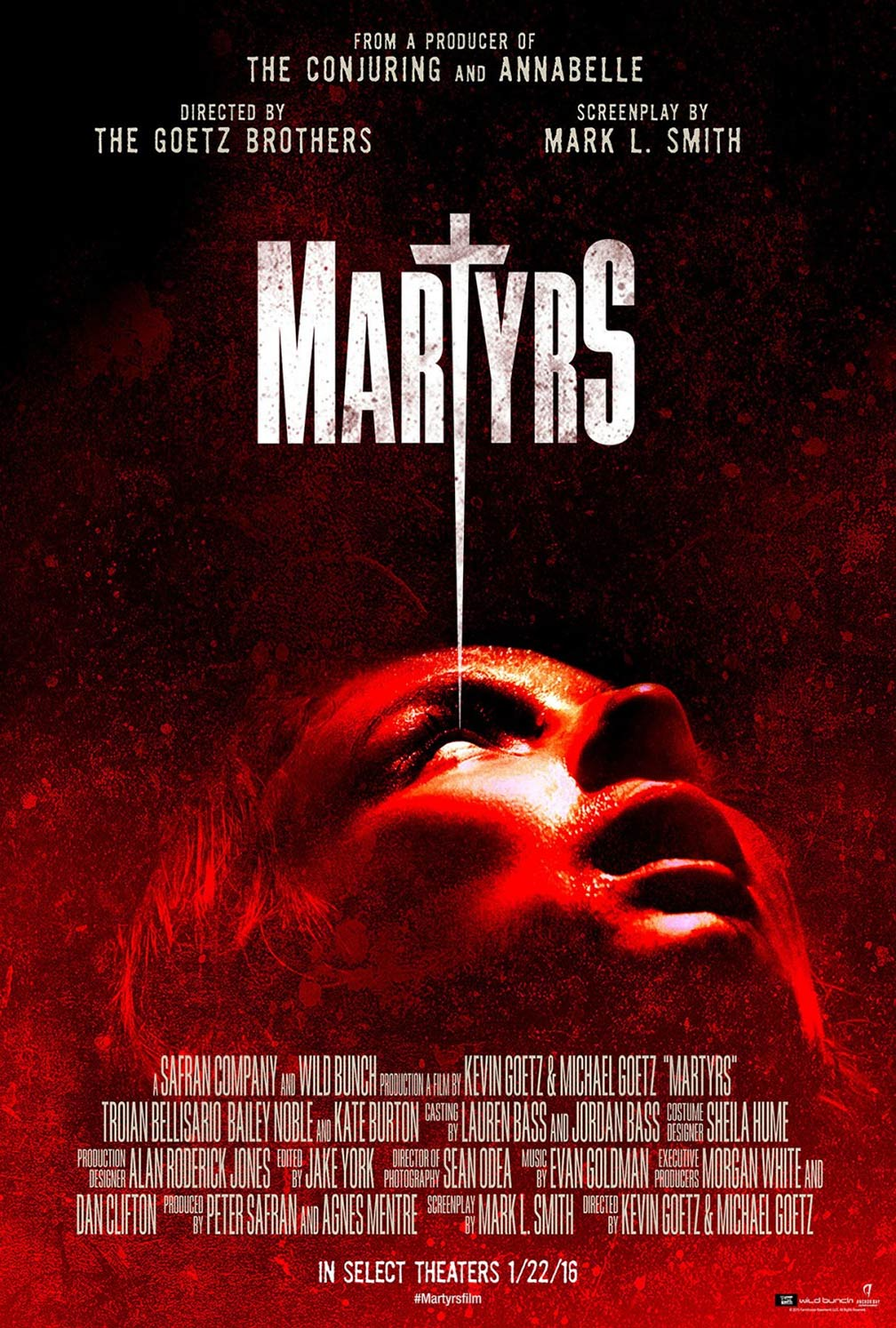 Martyrs Poster #1