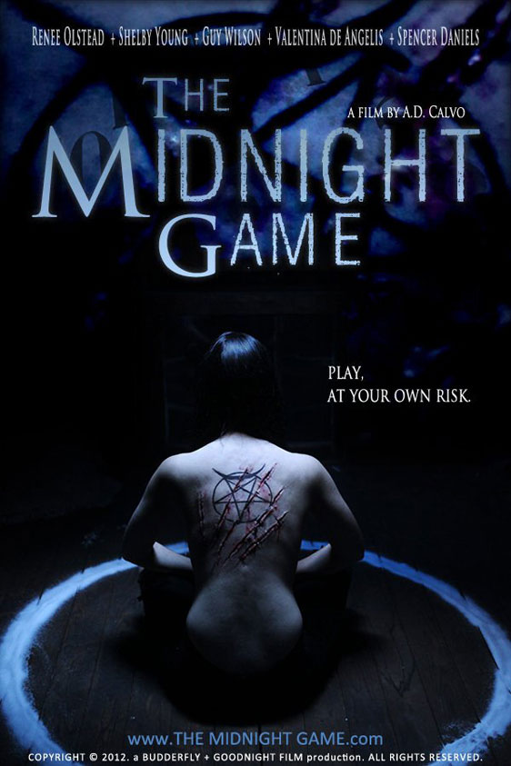 The Midnight Game Poster #1