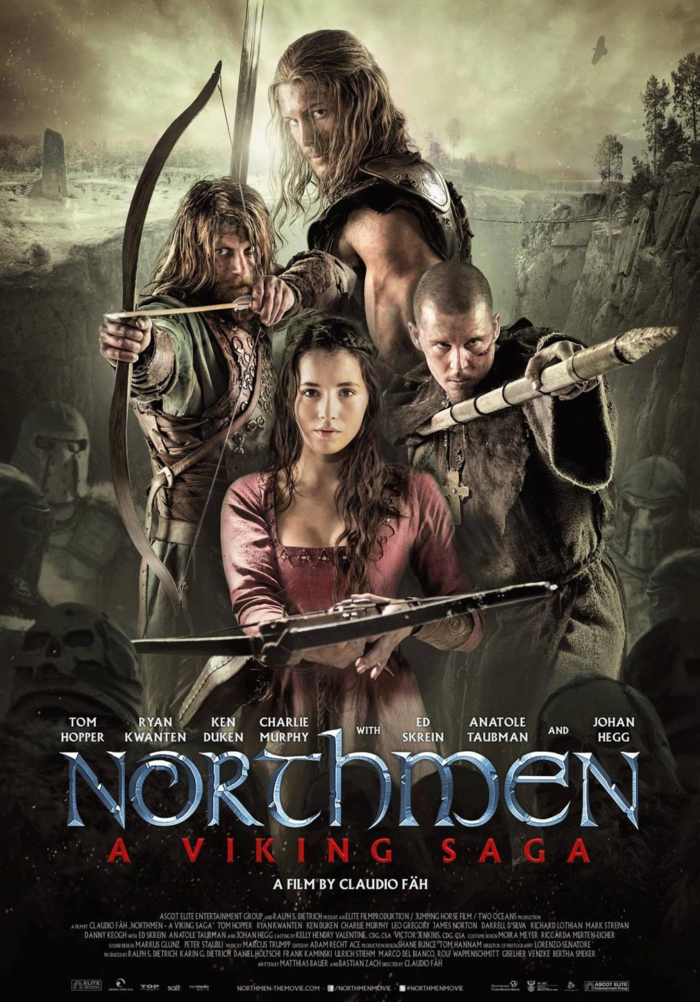 Northmen: A Viking Saga Poster #2