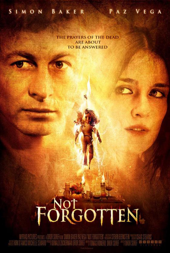 Not Forgotten Poster #1