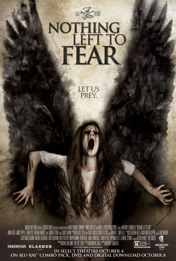 Nothing Left to Fear Poster #1