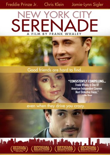 New York City Serenade Poster #1