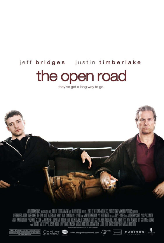 The Open Road Poster #1