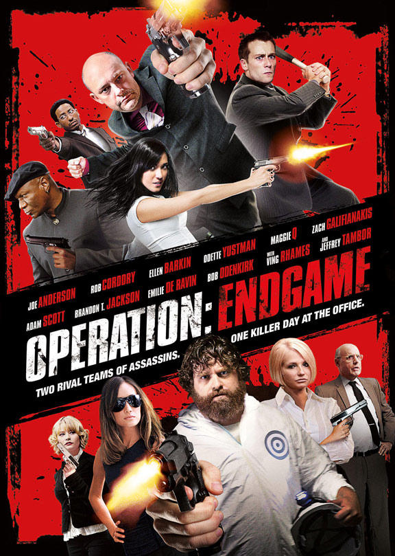 Operation: Endgame Poster #1