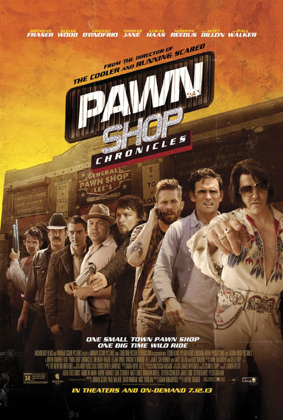 Pawn Shop Chronicles Poster #1