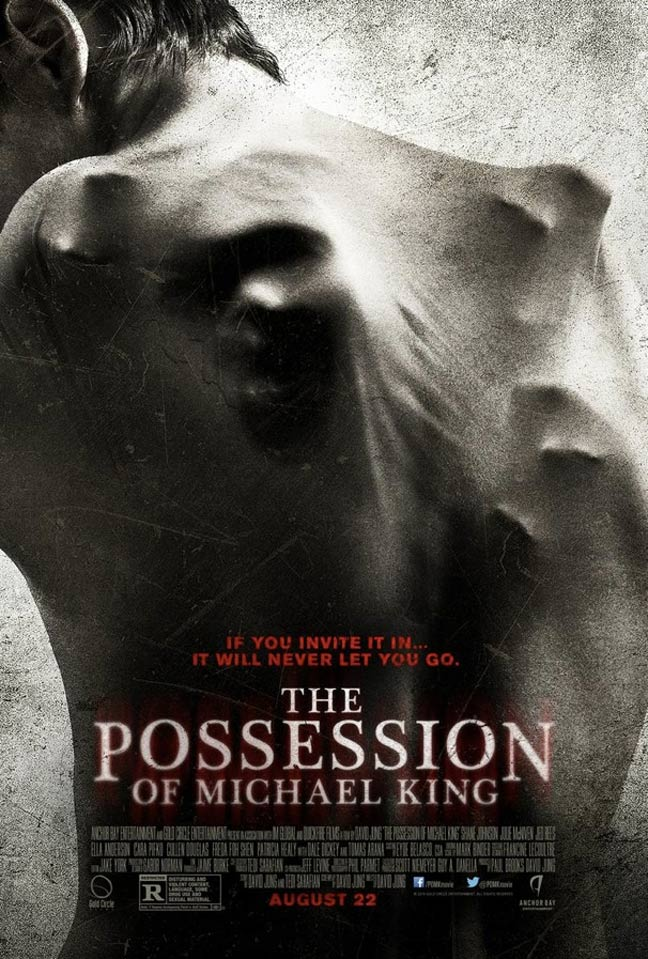 The Possession of Michael King Poster #1