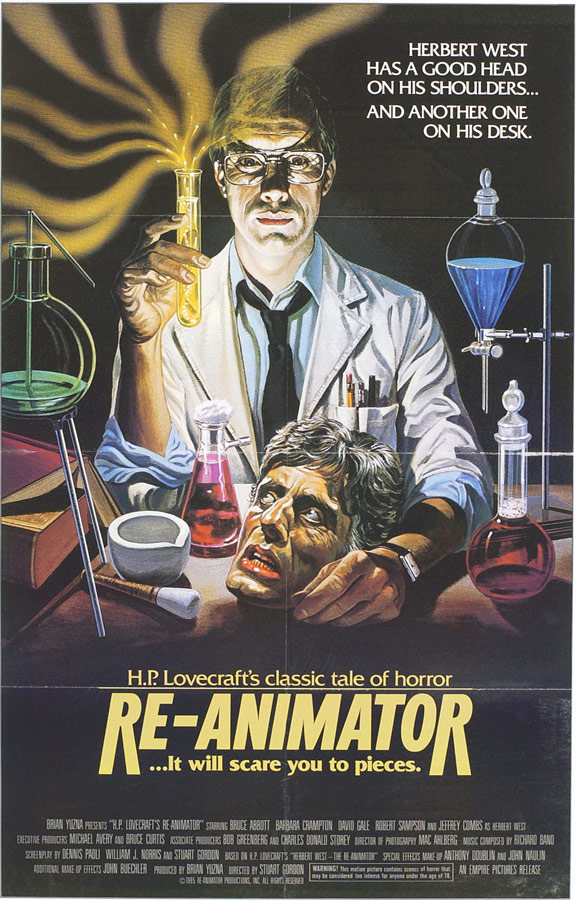 Re-Animator Poster #1