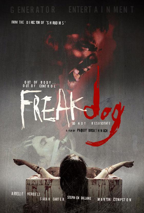 Red Mist (Freakdog) Poster #2