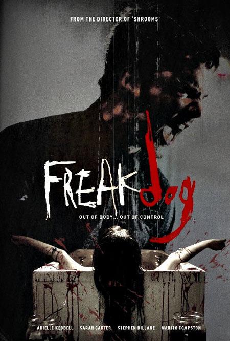 Red Mist (Freakdog) Poster #3