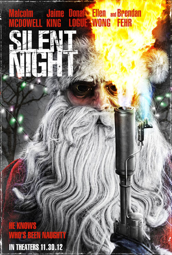 Silent Night Poster #1