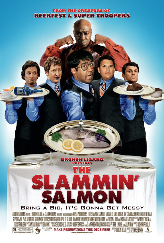 The Slammin' Salmon Poster #1