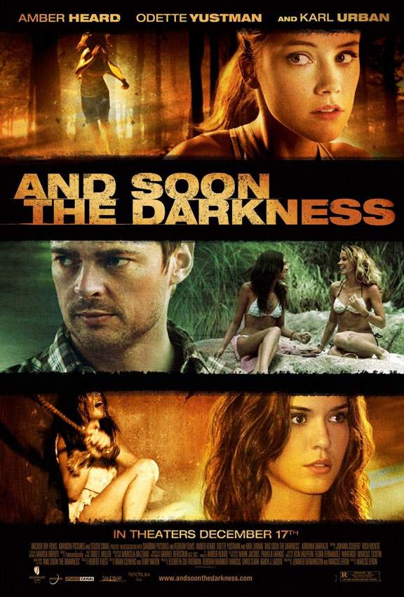 And Soon the Darkness Poster #1