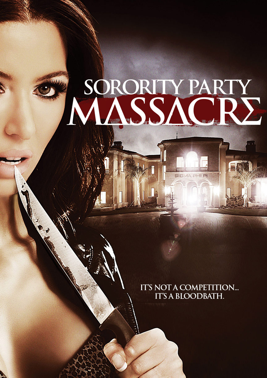 Sorority Party Massacre Poster #1