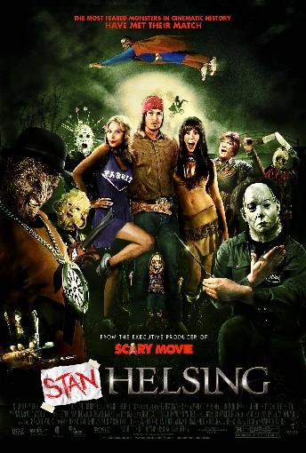 Stan Helsing Poster #1