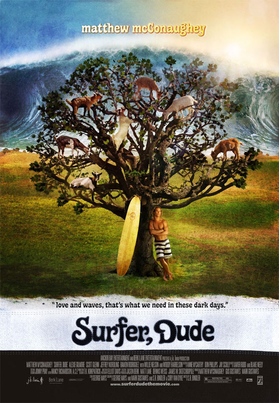 Surfer Dude Poster #2