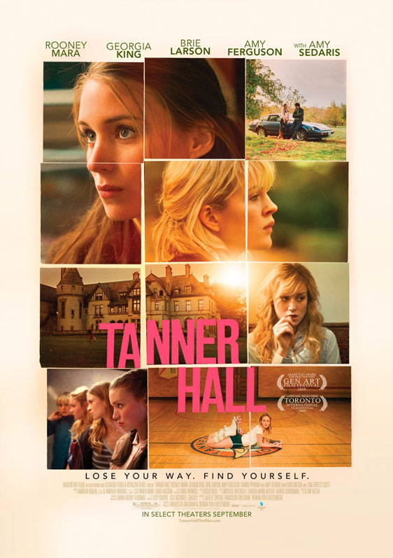 Tanner Hall Poster #1