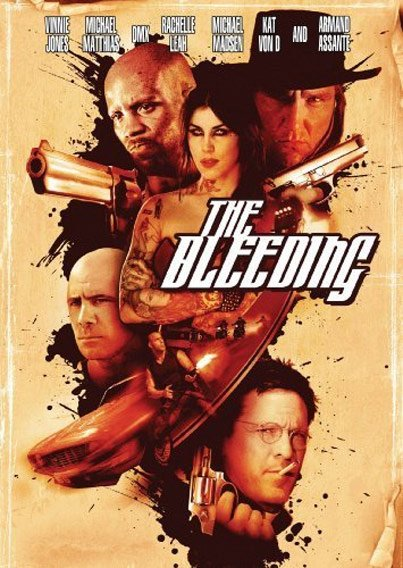 The Bleeding Poster #1