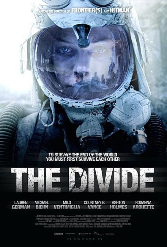 The Divide Poster #2