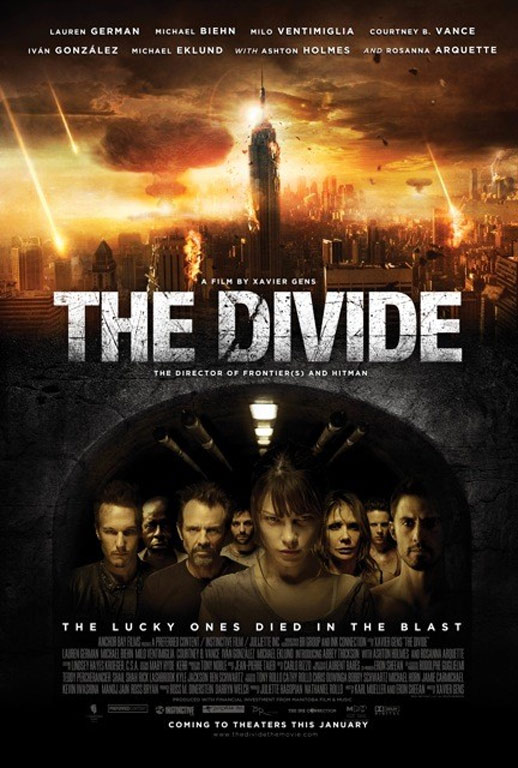 The Divide Poster #3