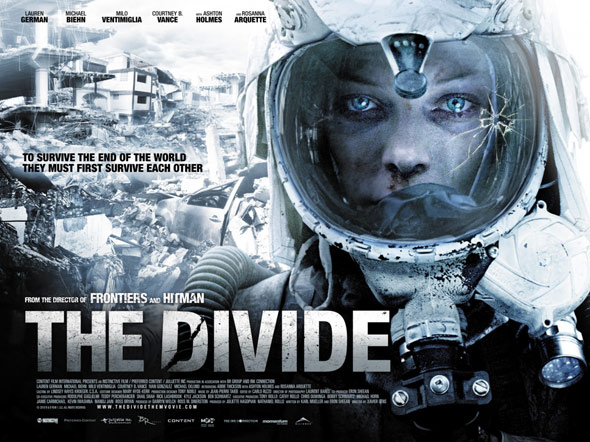 The Divide Poster #4