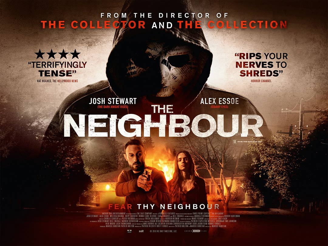 The Neighbor Poster #1