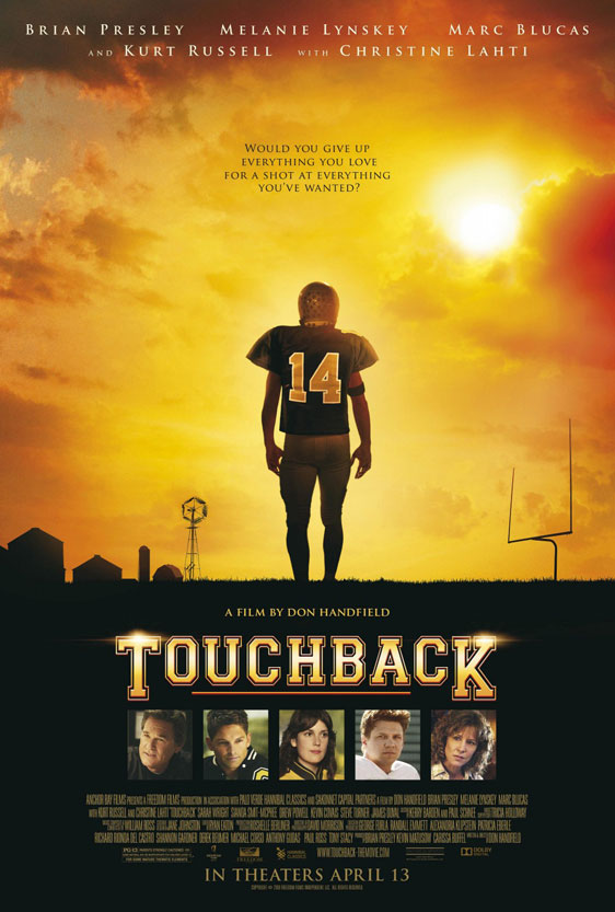 Touchback Poster #1