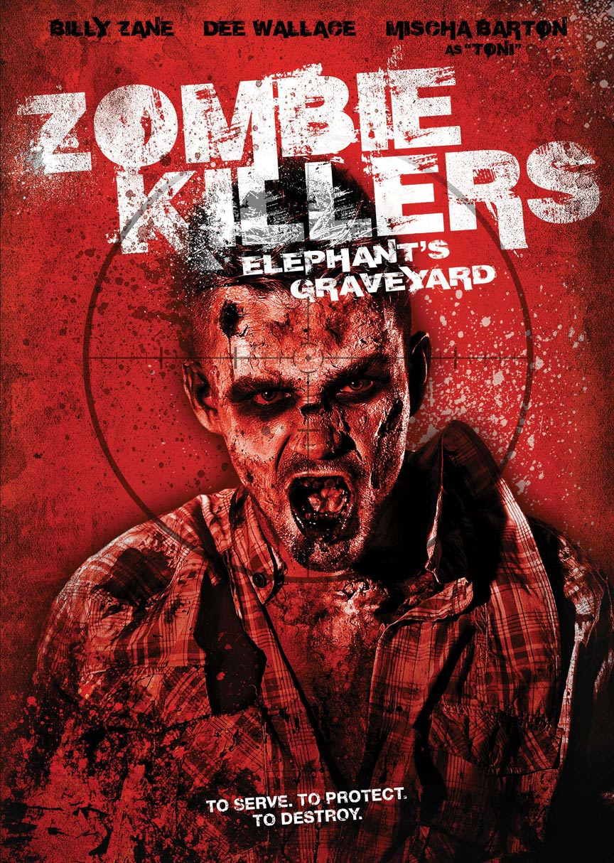 Zombie Killers: Elephant's Graveyard Poster #1