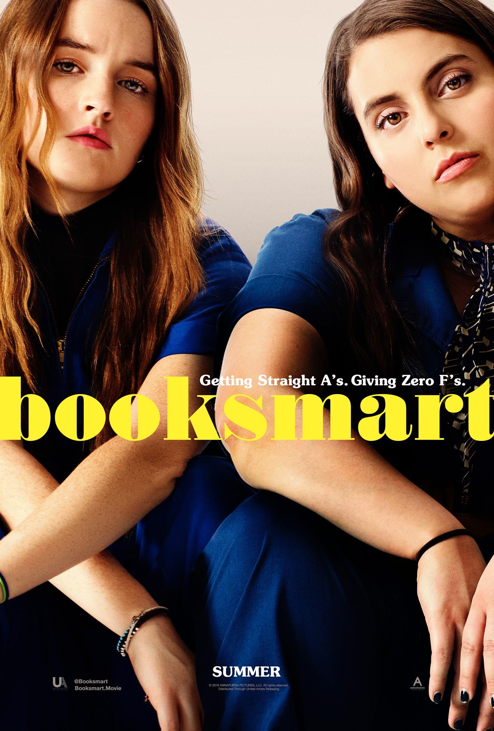 Booksmart Poster #1