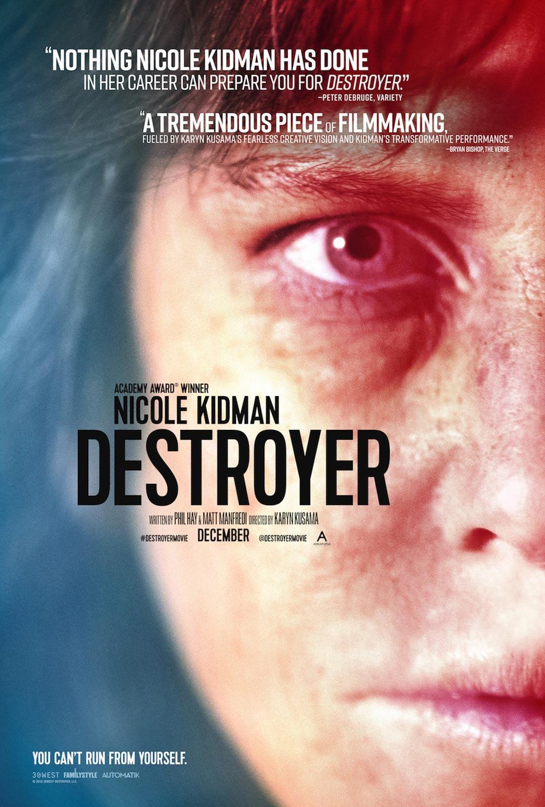 Destroyer Poster #1