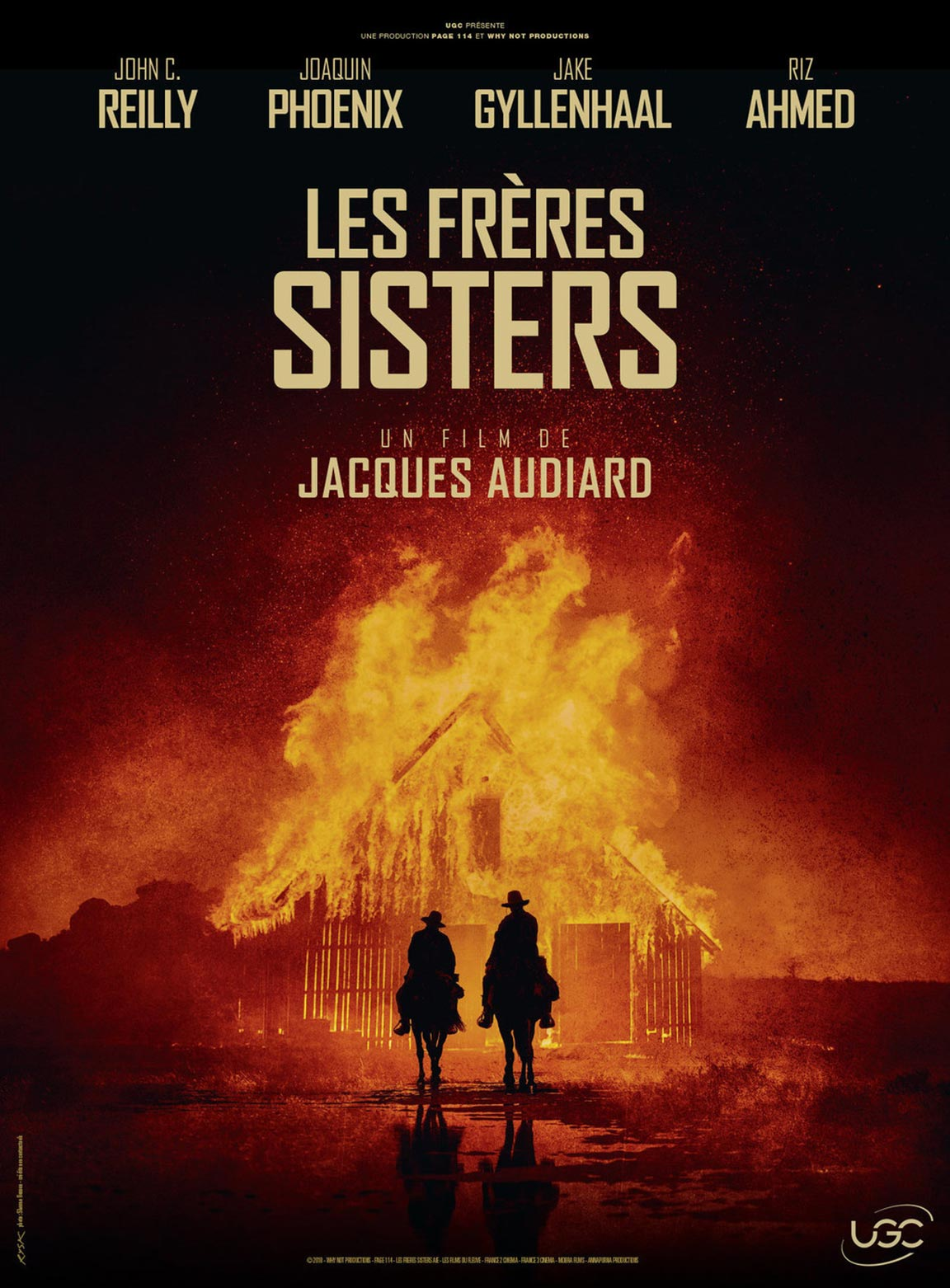 The Sisters Brothers Poster #1