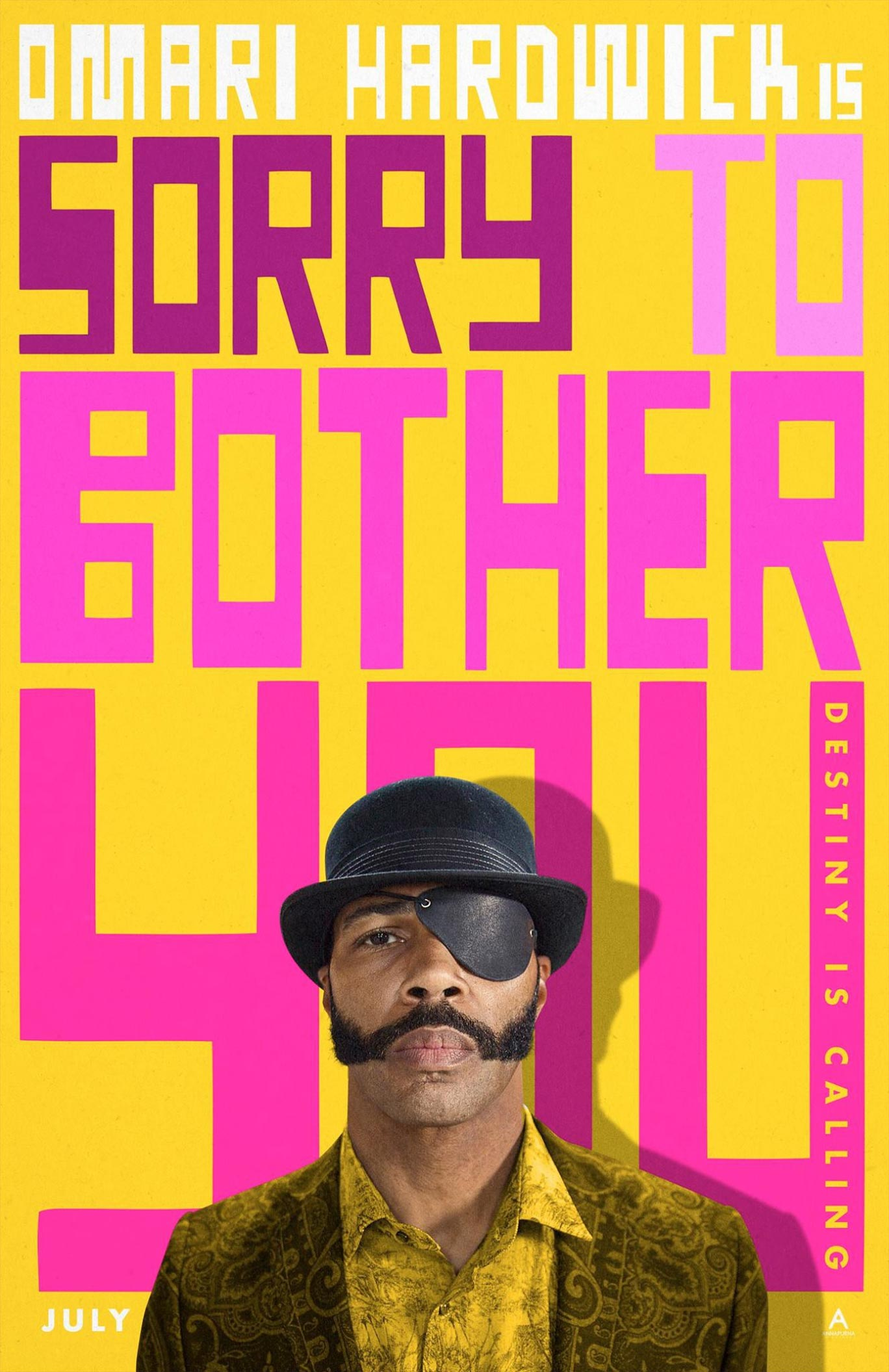 Sorry to Bother You Poster #5