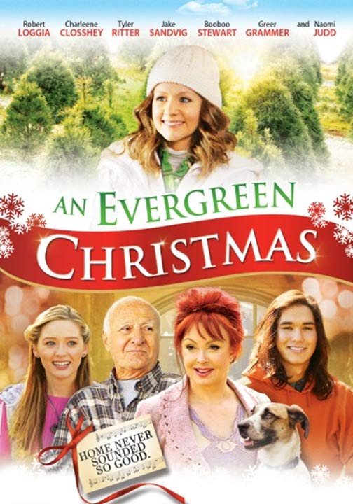 An Evergreen Christmas Poster #2