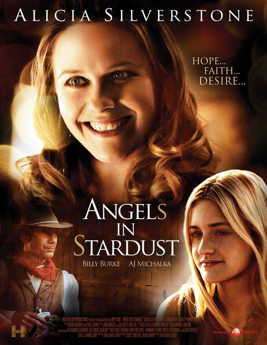 Angels in Stardust Poster #2