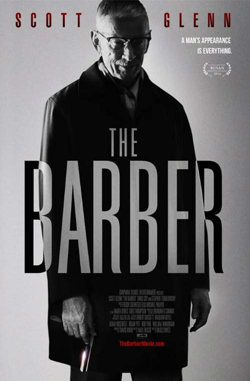 The Barber Poster #1